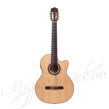 Гитара электроклассическая RL Kremona